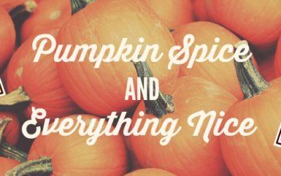 Pumpkin Spice Egg Nog & Soft Serve Available For A Limited Time!